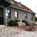 Landhaus am See / noch Baustelle..